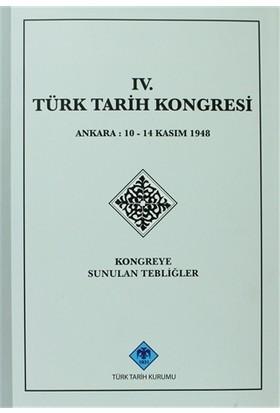 4. Türk Tarih Kongresi