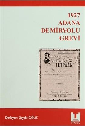 1927 Adana Demiryolu Grevi
