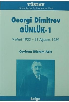 Georgi Dimitrov Günlük-1