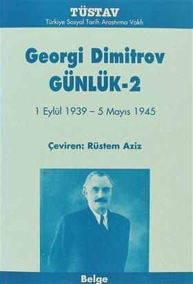 Georgi Dimitrov Günlük 2