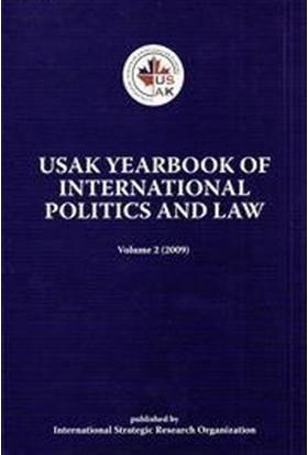 USAK Yearbook Of International Politics and Law: Volume 2