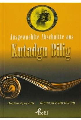Almanca Kutadgu Bilig Özeti