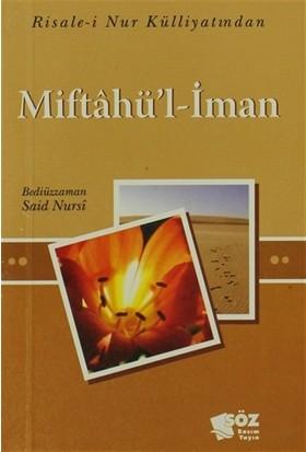 Miftahü'l- İman (Mini Boy)