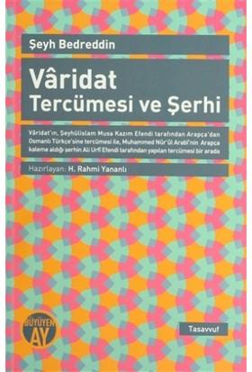 Varidat Tercümesi ve Şerhi