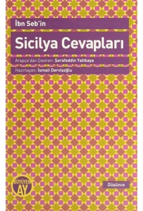 İbn Seb'in Sicilya Cevapları