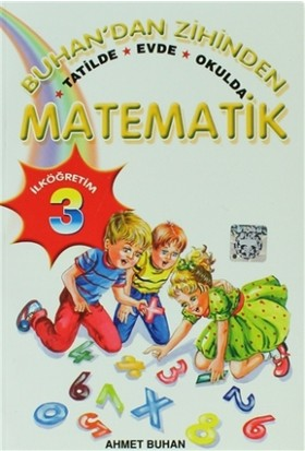 Buhan'dan Zihinden Matematik ( İlköğretim 3 )