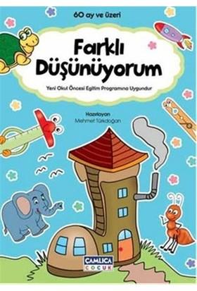 Farklı Düşünüyorum - Mehmet Türkdoğan