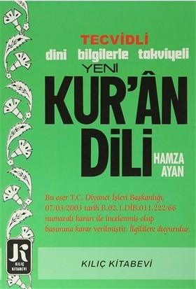 Yeni Kur'an Dili - Hamza Ayan