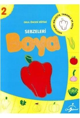 Sebzeleri Boya 2