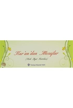 Kur'an'dan Mesajlar (Kartela)