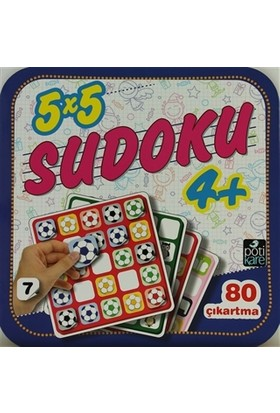 5x5 Sudoku 7