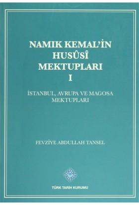 Namık Kemal'in Hususi Mektupları (4 Takım Kitap)
