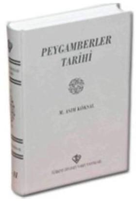 Peygamberler Tarihi (2 Cilt Takım) - M. Asım Köksal