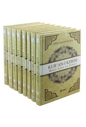 Kur'an-ı Kerim Meali Alisi ve Tefsiri (8 Cilt Takım 2. Hamur)