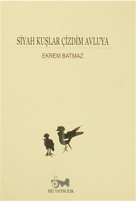 Siyah Kuşlar Çizdim Avluya