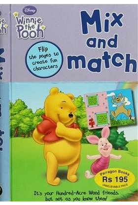 Disney Winnie the Pooh : Mix and Macth