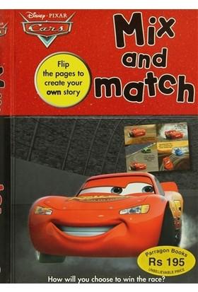 Disney Pixar Cars : Mix and Match