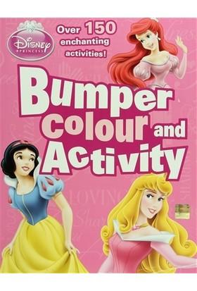 Disney Princess - Bumper Colour and Activity