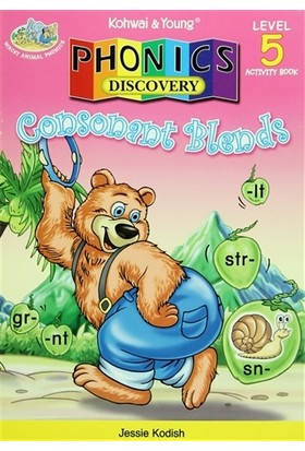 Phonics Discovery : Consobant Blends / Level 5