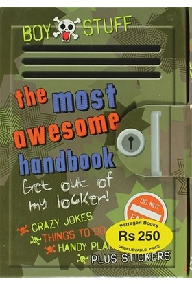 Boy Stuff the Most Awesome Handbook