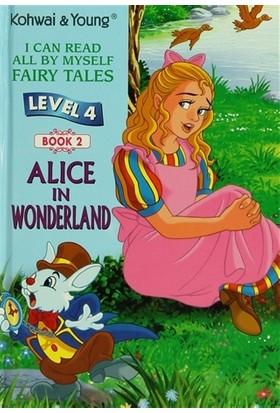 Alice In Wonderland Level 4 - Book 2