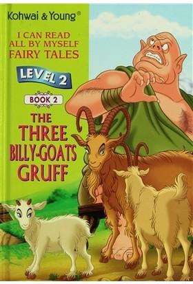 The Three Billy-Goats Gruff Level 2 - Book 2