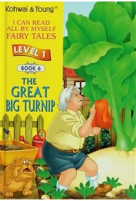 The Great Big Turnip (Level 1 - Book 6)