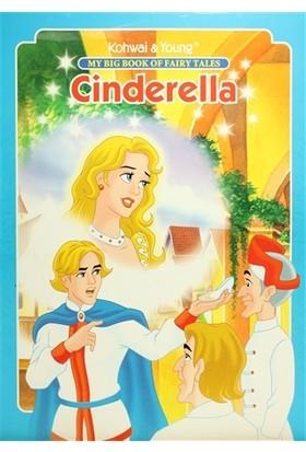 My Big Book Of Fairy Tales: Cinderella