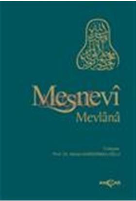 Mesnevi Mevlana - Tam Metin (Şamua Kağıt)