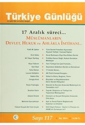 Türkiye Günlüğü Dergisi Sayı: 117