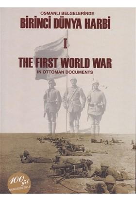 Osmanlı Belgelerinde Birinci Dünya Harbi 2 Cilt Takım / The First Worl War In Ottoman Documents - Abdullah Sivridağ