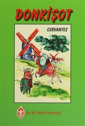 Donkişot - Cervantes