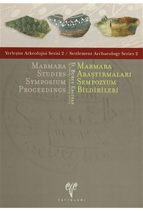 Marmara Araştırmaları Sempozyum Bildirileri - Marmara Studies Symposium Proceedings