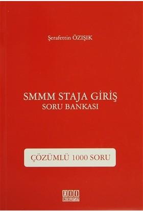 SMMM Staja Giriş - Soru Bankası