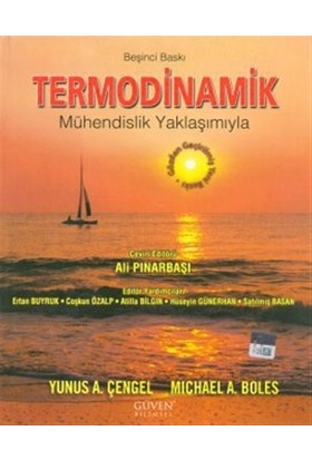 Termodinamik - Mühendislik Yaklaşımıyla - Yunus A. Çengel