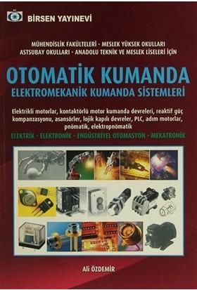Otomatik Kumanda Elektromekanik Kumanda Sistemleri - Ali Özdemir