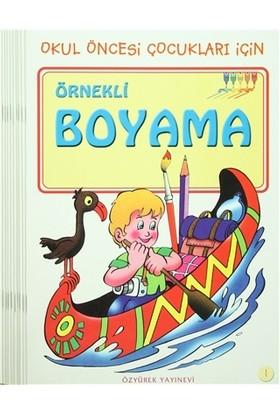Örnekli Boyama Seti (10 Kitap Takım)