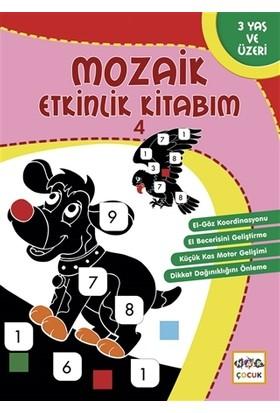 Mozaik Etkinlik Kitabım - 4