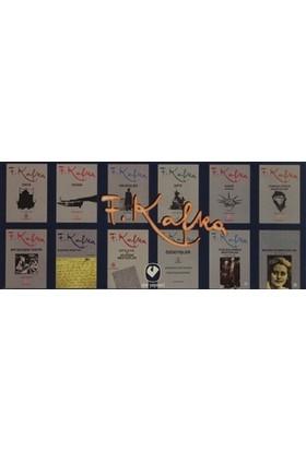 Franz Kafka Bütün Eserleri (12 Kitap Takım) - Franz Kafka