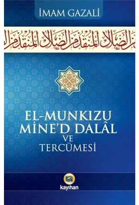El-Munkızu Mine'd Dalal ve Tercümesi