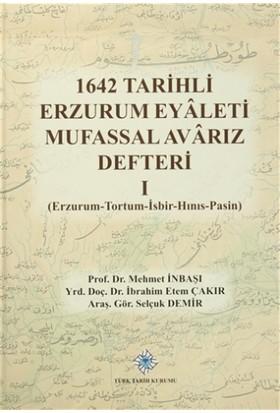 1642 Tarihli Erzurum Eyaleti Mufassal Avarız Defteri 1