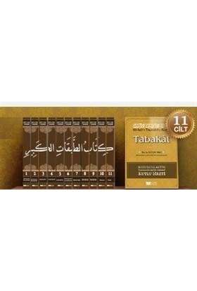 Kitabü't-Tabakati'l- Kebir Tabakat (11 Cilt Takım) - İbn Sa'd