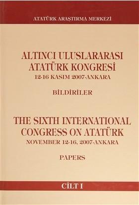 Altıncı Uluslararası Atatürk Kongresi