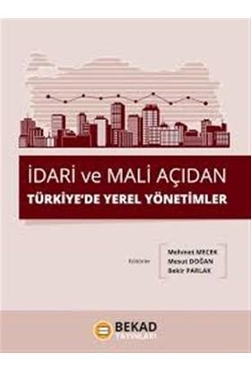 İdari ve Mali Açıdan Türkiye'de Yerel Yönetimler