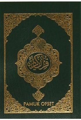 Kur'an-ı Kerim - Mini Cep Boy Kılıflı (Kuran-018)