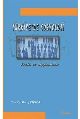 Türkiye'de Sosyoloji - Nuray Karaca