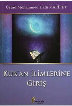 Kur'an İlimlerine Giriş