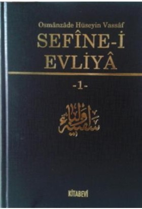 Sefine-i Evliya (5 Kitap Takım) Bez Cilt
