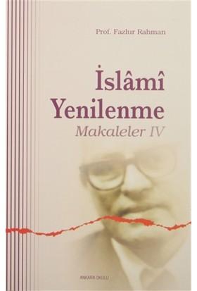 İslami Yenilenme - Makaleler 4