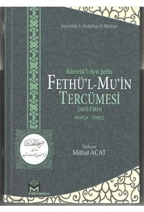 Fethü'ül Mu'in Tercümesi (2 Cilt) - Zeynüddin b.AbdülAziz El-Melebari